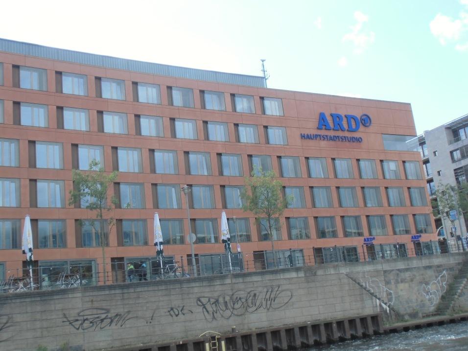Das ARD- Hauptstadtstudio