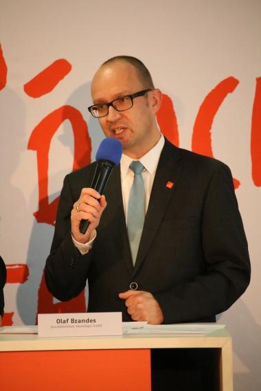 Olaf Brandes - Geschäftsführer der IdeenExpo