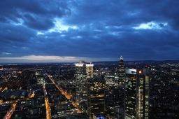 192 Meter über Frankfurt