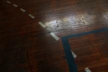 Sporthallenboden