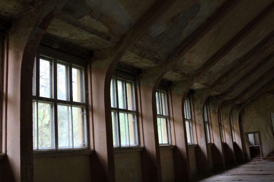 Saal im Hindenburghaus