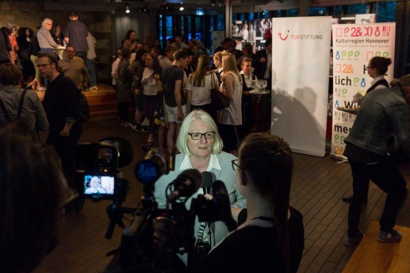 Elke Hlawatschek im Interview