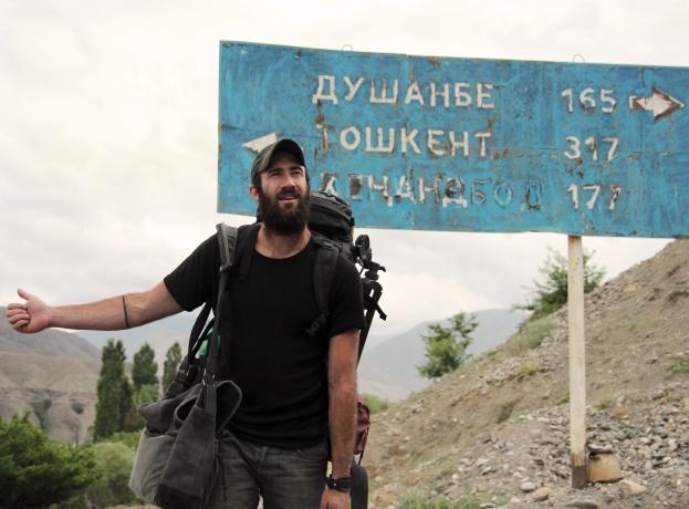 Von Duschambe nach Tashkent-per Anhalter!