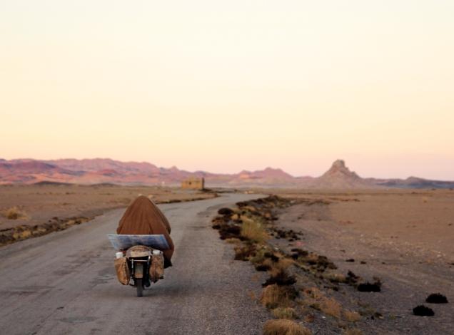 Unterwegs im Iran