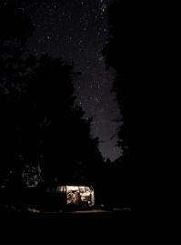 Der Sternenhimmel über Belize