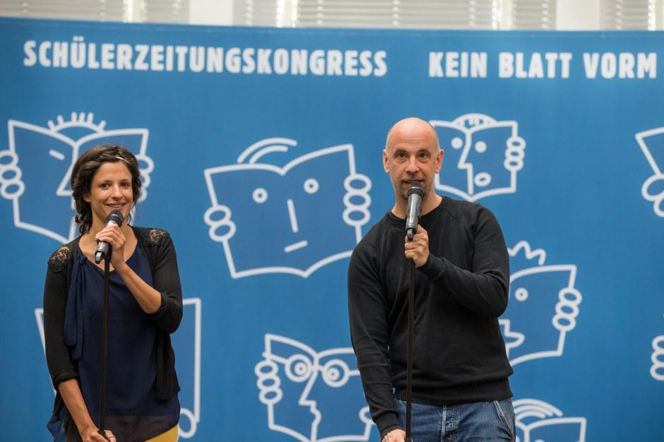 Schülerzeitungskongress 2017 - SZWdL17