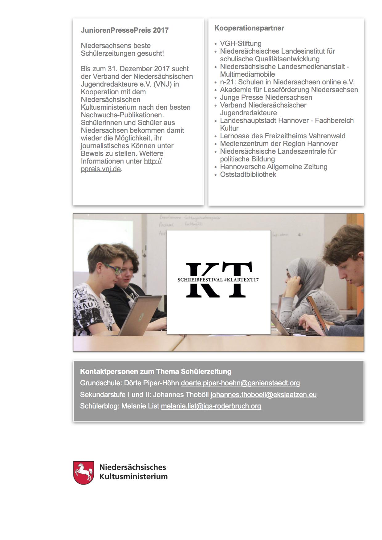Flyer #klartext17 22