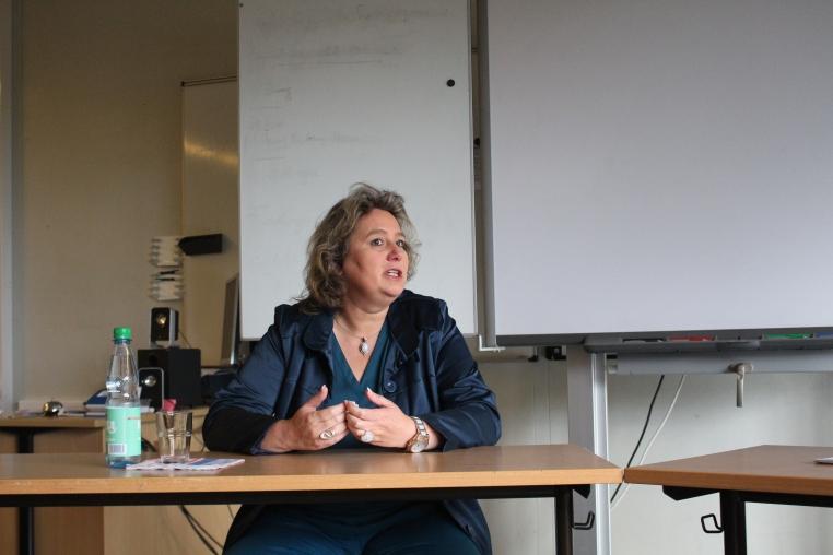 Kerstin Tack von der SPD