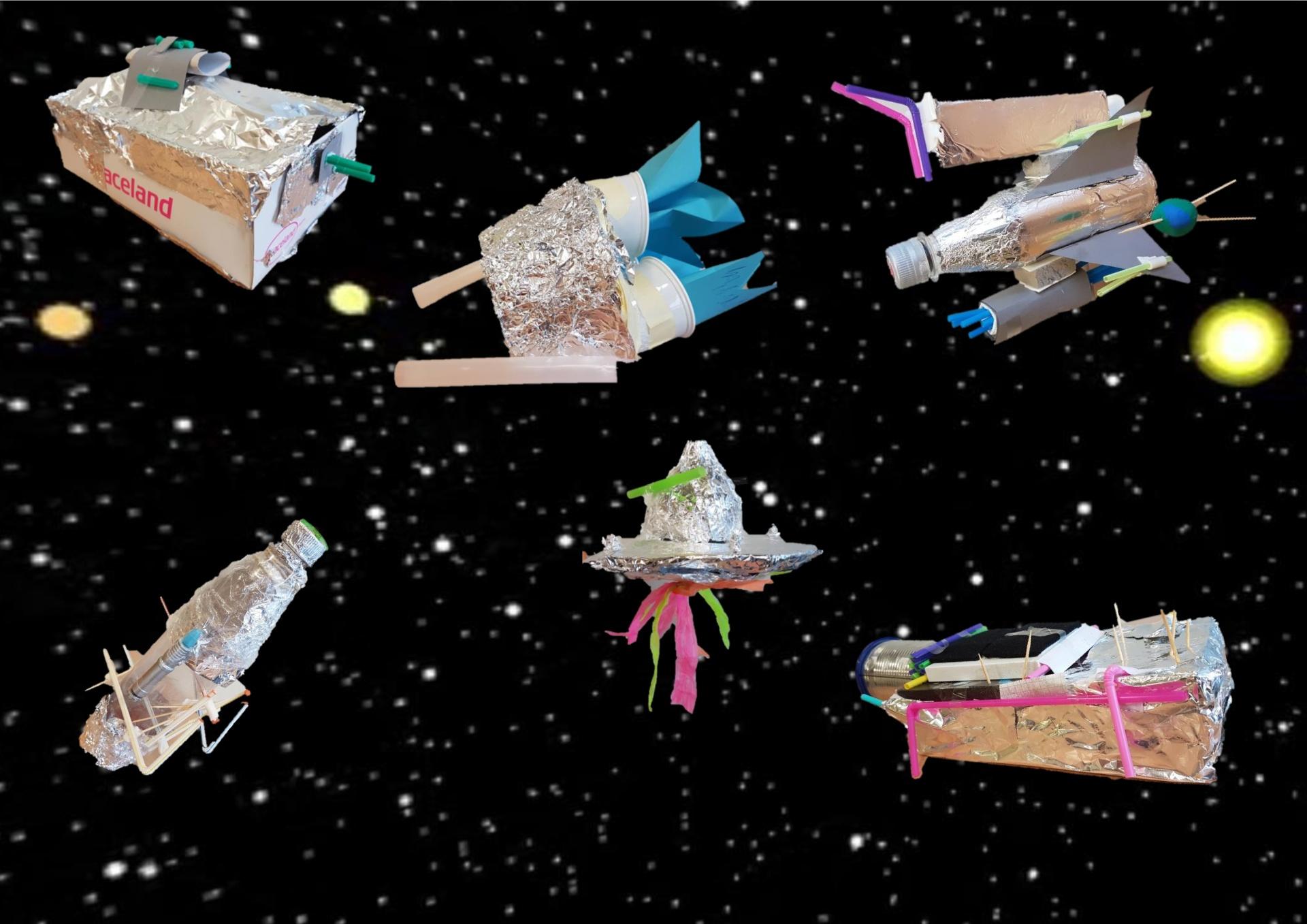 Raumschiffe 1