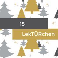 Der literarische Adventskalender: Mit 15 LekTÜRchen bis zu den Weihnachtsferien