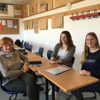 """Lehrerinterview mit Regina Dau-Pohl """"An der IGS mache ich viele neue Erfahrungen"""""""