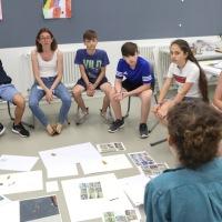 Die Museumspädagogin - Ein Interview mit Theresia Stippe