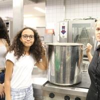 Interview mit der Sterneköchin Lisa Hübner aus der Schlossküche Herrenhausen
