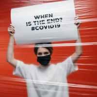 Du nimmst mir die Luft zum Atmen — Die Corona-Pandemie und ich